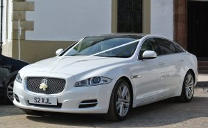 Jaguar XJL Portfolio Wedding Car