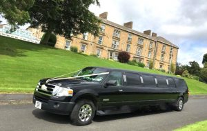 Black Expedition Limousine