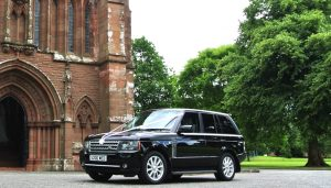 Range Rover Vogue Autobiography in Black