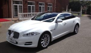 White Jaguar XJL Portfolio - 2 Available