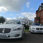 White Jaguar XJL Portfolio