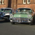 wedding cars at easterbrook hall