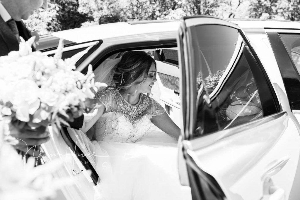 Bridal Transport with Naomi House Photography