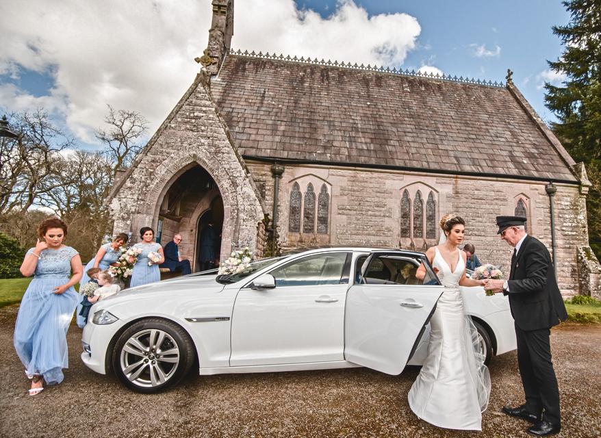 Wedding Day in Dumfries & Galloway