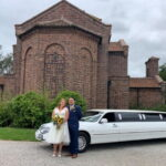 Limousine hire at the Anvil Hall Gretna