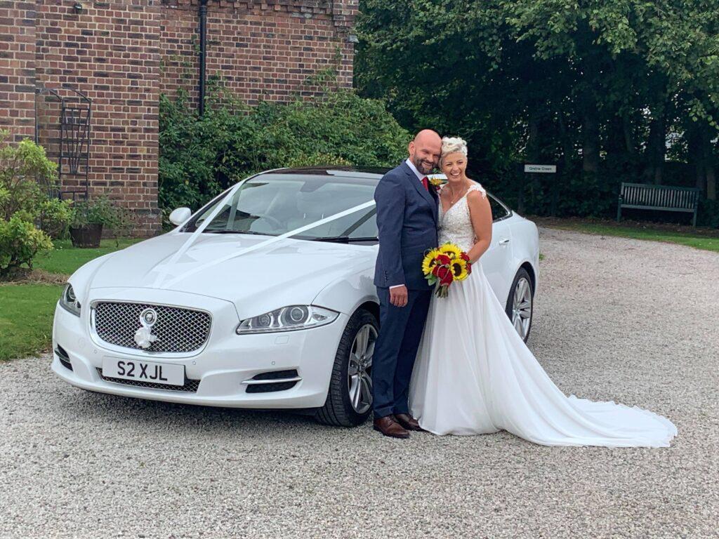 Wedding transport in Gretna Green