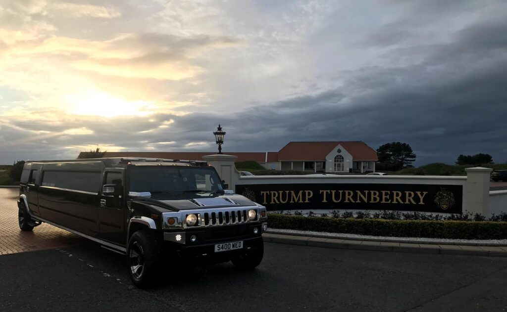 Turnberry Hotel Scotland