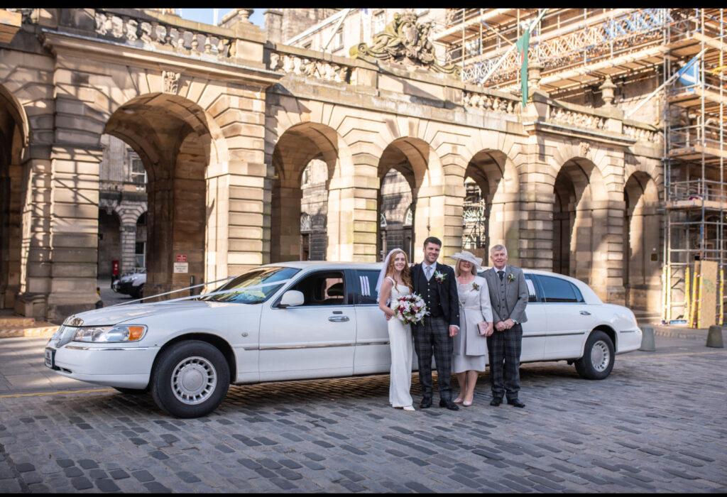 Lincoln Limo weddings
