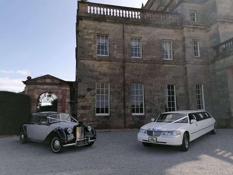 Springkell House wedding